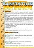 Sanitation Technology Options Sanitation ... - GreenNexxus - Page 2