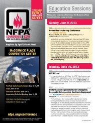 Download a PDF - National Fire Protection Association Blog - Typepad