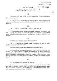 A termőföldről szóló 1994. évi LV. törvény (a ... - Parlament