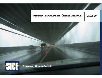 REFERENTE MUNDIAL EN TÚNELES URBANOS ... - ITS Chile