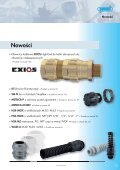 Dławnice kablowe HSK, zwykłe - Hummel AG - Page 7
