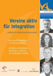Vereine aktiv für Integration - Kreis Offenbach