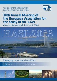 to download (764 Kb) - European Association for the Study of the Liver