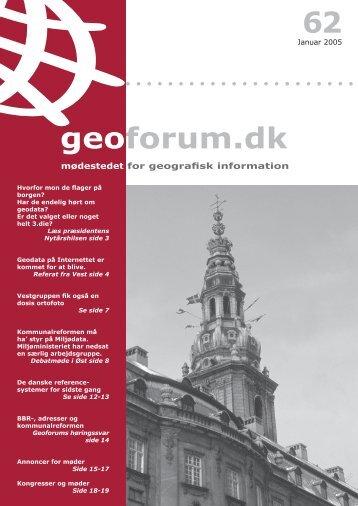 62 geoforum.dk - GeoForum Danmark