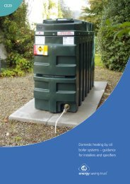 CE29 - Domestic heating by oil