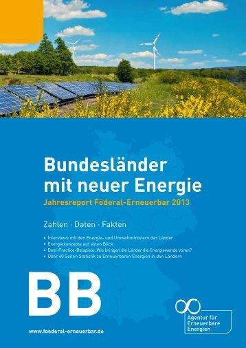 Brandenburg - Agentur für Erneuerbare Energien