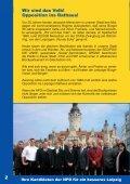 Opposition ins Rathaus! - NPD Kreisverband Leipzig - Page 2