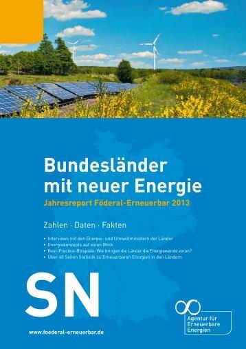 Sachsen - Agentur für Erneuerbare Energien