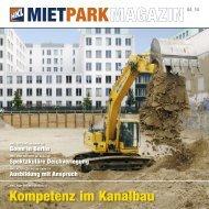 HKL MIETPARK MAGAZIN Ausgabe 04_2014
