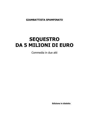 Edizione in dialetto - Giambattistaspampinato.it