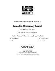 LES Student-Parent Handbook 2012-13 -1.pdf - Prairie Valley ...