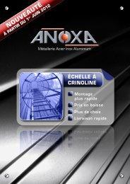 Plaquette technique Echelle à crinolines NOUVELLE ... - dthX
