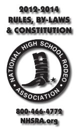 2012-2014 rules, by-laws & constitution - National High School ...