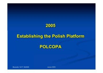 PDF: download this presentation (257 kb) - ecopa