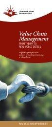Value Chain Management - Food Centre