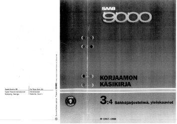 Saa b-Scan ia AB Saab Personbilsdivisionen Nyköping, Sverige Oy ...