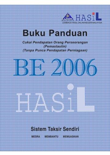 Buku Panduan BE 2006 - Lembaga Hasil Dalam Negeri