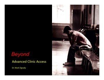 Beyond - Health Care Quality Summit