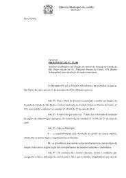 Proc. 65.862 Autógrafo PROJETO DE LEI N°. 11.200 Autoriza ...