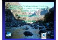 Presentación Ejecutiva - Comisión Estatal del Agua de Jalisco