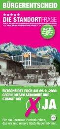 BÜRGERENTSCHEID - Verein zum Erhalt der historischen Bau