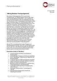RS4_010409.pdf - Maschinenfabrik Berthold Hermle AG