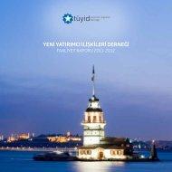 Faaliyet Raporu - TÜYİD - Yatırımcı İlişkileri Derneği