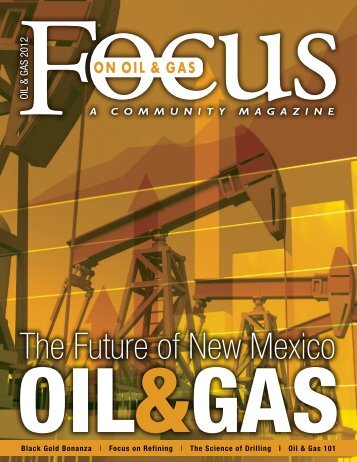 The Future of New Mexico - Focus On Carlsbad