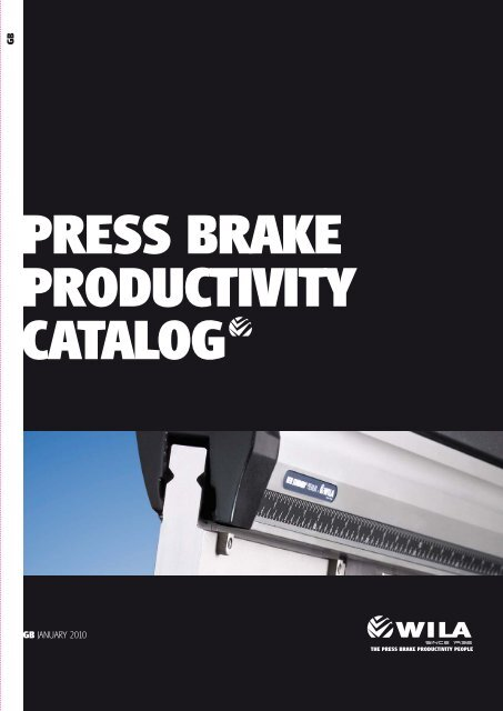 Wila Tooling Catalog 2010 - CLE group