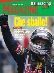 GP CINA Una gara perfetta nel monsone cinese: Vettel ... - Italiaracing