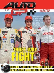 Download AutoGp Magazine as PDF - Italiaracing
