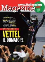 La FERRA RI toppa GP MA LESIA - Italiaracing