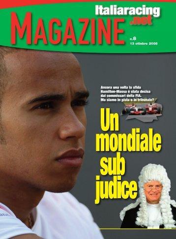 Ancora una volta la sfida Hamilton-Massa è stata ... - Italiaracing