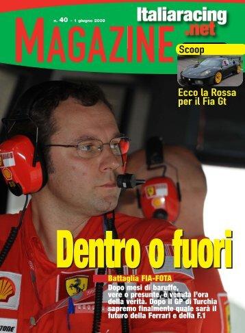 F.1 - ItaliaRacing.Net
