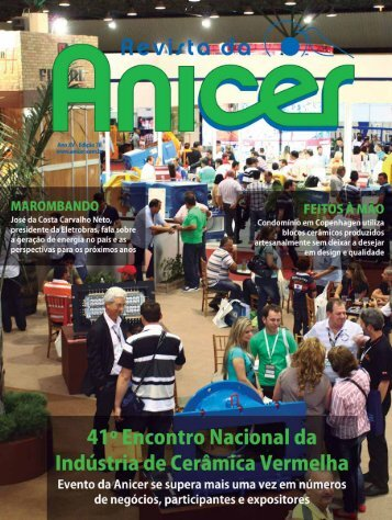 Faça o download do pdf da Revista 78 aqui - Anicer