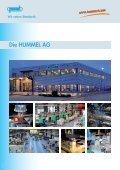 HSK Kabelverschraubungen für spezielle ... - Hummel AG - Seite 2