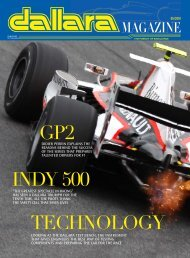 Download Dallara Magazine as PDF - Italiaracing