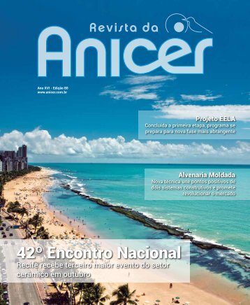 Faça o download do pdf da Revista 80 aqui - Anicer