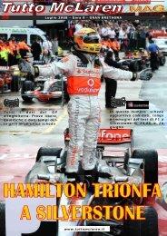 030 - Gran Bretagna 2008 (original) - Tutto McLaren