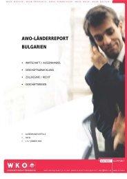 ALLGEMEINE INFORMATIONEN - Austrian International Consultants