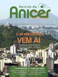 Faça o download do pdf da Revista 70 aqui - Anicer
