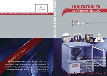 ASC-Bulletin 02/05 - Hugentobler Schweizer Kochsysteme AG