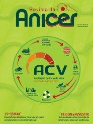 Faça o download do pdf da Revista 75 aqui - Anicer