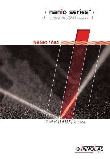 NANIO 1064 - InnoLas Laser