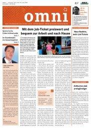 Mit dem Job-Ticket preiswert und bequem zur ... - Bus Thüringen