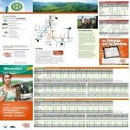 Fahrplan - Bus Thüringen