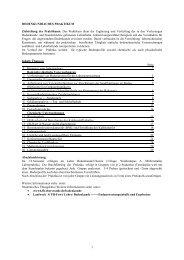 BODENKUNDLICHES PRAKTIKUM - Forstliches Umweltmonitoring ...