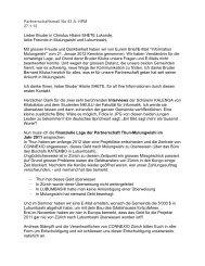 Brief Nr. 43 A nach Mulungwishi (Januar 2012) - EMK Thun ...