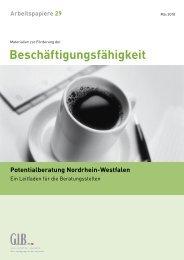 Potentialberatung Nordrhein-Westfalen - Regionalagentur Bonn ...