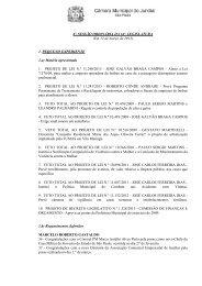 6 a . SESSÃO ORDINÁRIA de 12/03/2013 - Câmara Municipal de ...